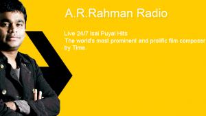 A.R.Rahman Radio
